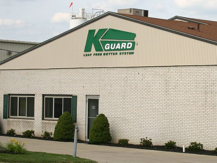KGuard Gutter Guards